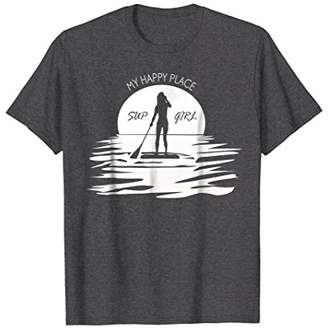 Sup Girl Paddleboard T-Shirt