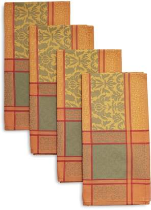 Sur La Table Damask Jacquard Napkins, Set of 4