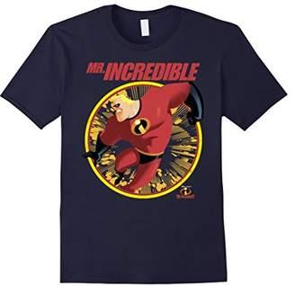 Disney Pixar The Incredibles Mr. Incredible Graphic T-Shirt