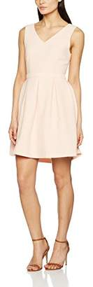 Suncoo Women's Colas Party Dress, Pink Nude 05