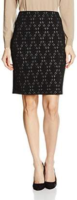 More & More Women's 61115006 A-Line Skirt - Multicolour - M