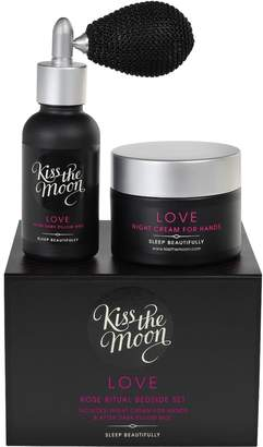 Kiss the Moon - Love Rose Ritual Bedside Set
