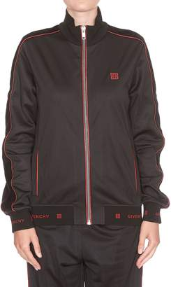 Givenchy 4g Embroidered Zipped Jacket