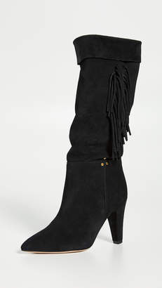 Jerome Dreyfuss Sandie Fringe 95mm Boots