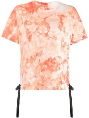 Sacai tie-dye T-shirt