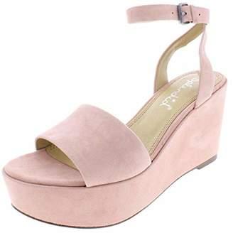 dbae8ade0a Splendid Pink Wedges - ShopStyle