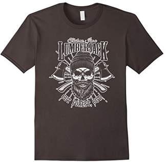 Axe-Man Lumberjack & Woodsman Outdoors T-Shirt