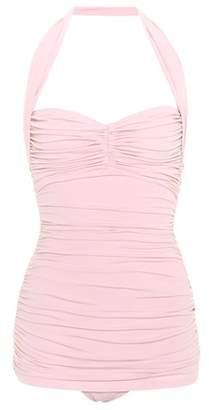 Norma Kamali Bill Mio one-piece swimsuit