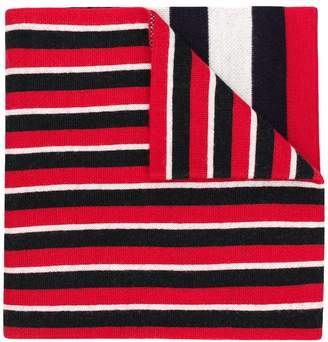 Tommy Hilfiger striped scarf