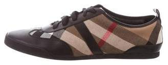Burberry House Check City Sneakers