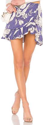 Lovers + Friends Affection Skirt