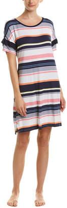Kensie Striped Sleepshirt