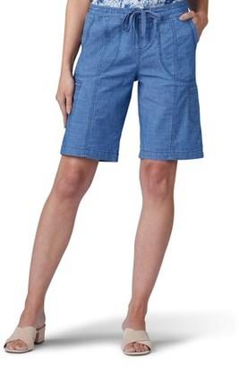 Lee Jeans Flex To Go Pull On Cargo Bermuda