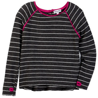 Splendid Classic Knit Long Sleeve Top (Toddler Girls) $34 thestylecure.com