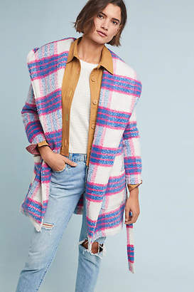 BB Dakota Andi Plaid Jacket