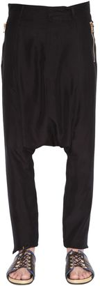 Silk Pants W/ Low Crotch $1,640 thestylecure.com