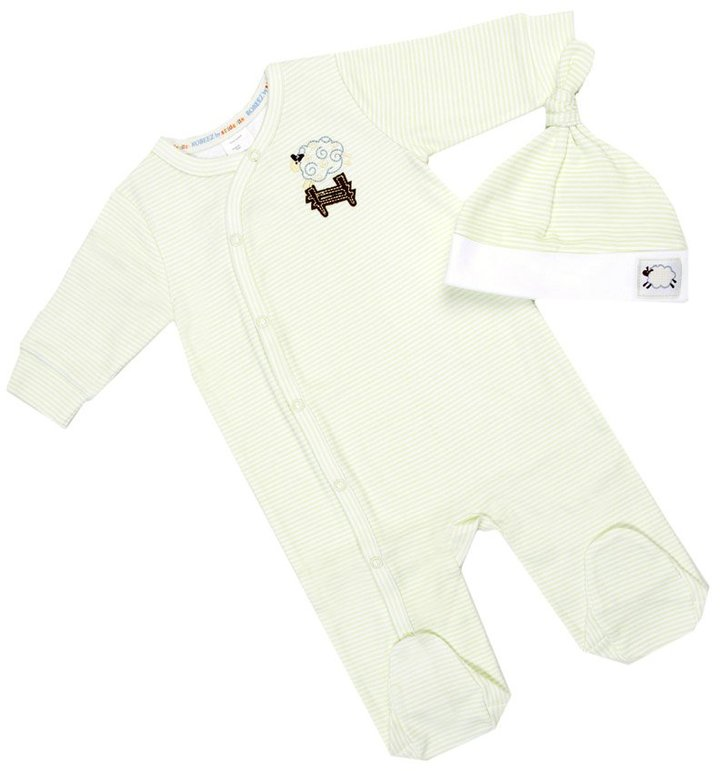 Robeez Coverall and Hat Gift Set