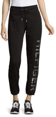Tommy Hilfiger Logo Graphic Drawstring Sweatpants