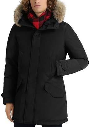 Woolrich Polar Fur Trim Down Parka