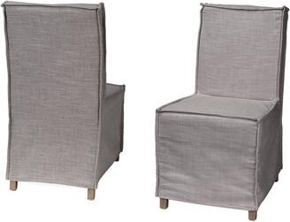 Mercana Home Elbrus Ii Set Of 2 Dining Chair
