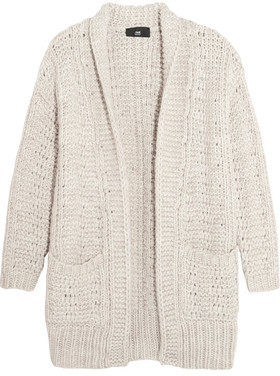 Line Curtis Open-Knit Cardigan