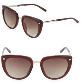 Balmain 53MM Square Sunglasses