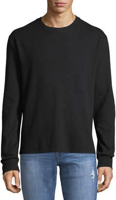 Frame Men's Long-Sleeve Crewneck T-Shirt