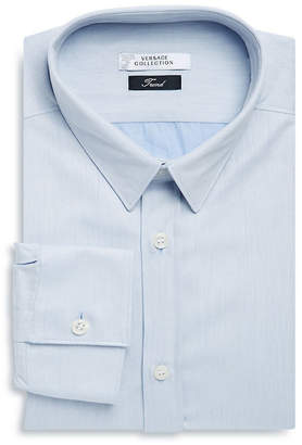 Versace Minimalistic Dress Shirt