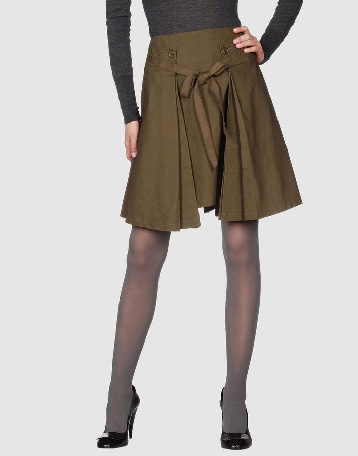 I'M ISOLA MARRAS Knee length skirt