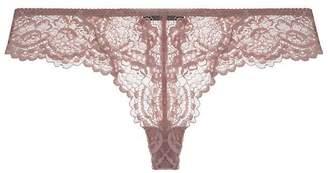 Samantha Chang All Lace Thong
