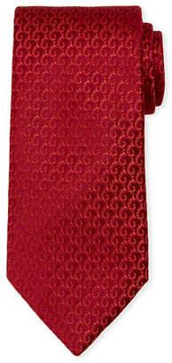 Charvet Seahorse Silk Tie