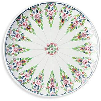 Juliska Lalana Floral Multi Dinner Plate