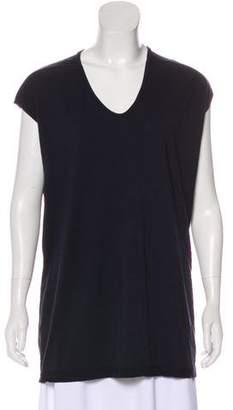 Rick Owens Virgin Wool T-Shirt