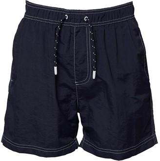 0750e553ff7c1 Kangaroo Poo Boys Plain Taslan Swim Shorts Navy