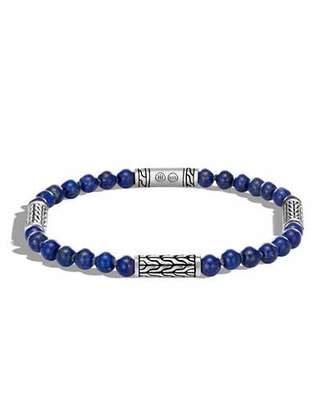 BOSS Hugo Boss Lapis Bracelet Bernie L Open Blue 00O6Dj