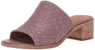 Frye Women's Cindy Woven Mule Flat Sandal 6 M US