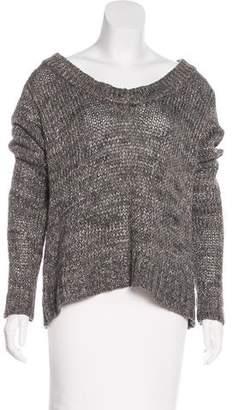 Ralph Lauren Scoop Neck Heavy Knit Sweater