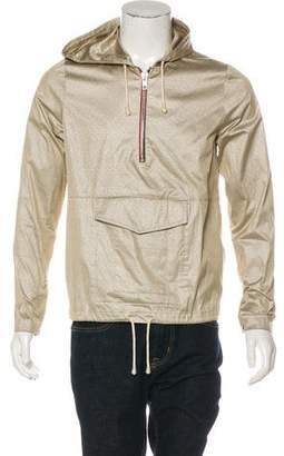 Band Of Outsiders Hooded Windbreaker Jacket