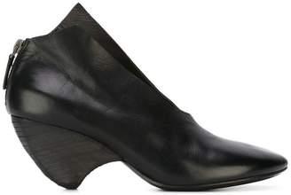 Marsèll curved heel pumps