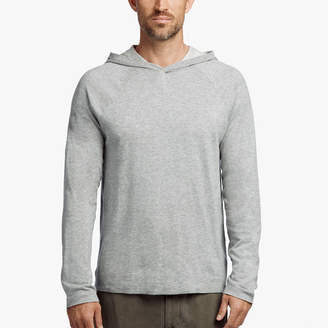 James Perse REVERSIBLE COTTON HOODIE