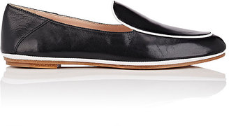 Derek Lam Women's Taylor Leather Loafers $595 thestylecure.com