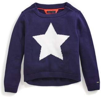 Tommy Hilfiger Intarsia Star Sweater