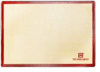 """Excellante 16 1/2"""" X 24 1/2"""" Rectangular Silicone Baking Mat, Fits 1/1 Sheet Pan, Comes In Each"""