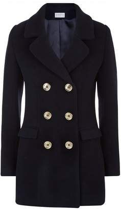 Claudie Pierlot Double Breasted Coat