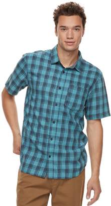 Vans Men's Worlder Button-Down Shirt