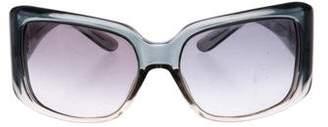 Jimmy Choo Jane Gradient Sunglasses