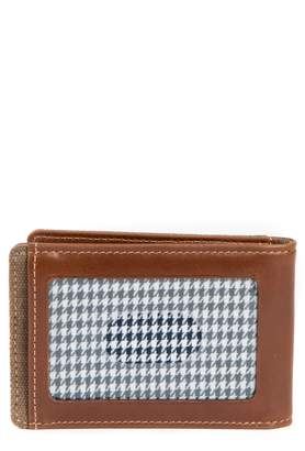 Boconi Bryant Bifold Money Clip Wallet