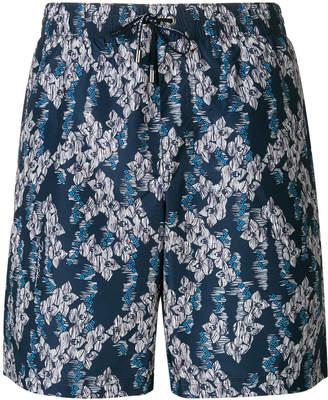 Dolce & Gabbana floral print swim shorts