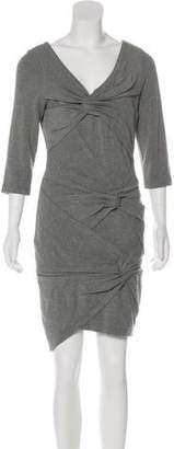 Robert Rodriguez Casual Knee-Length Dress