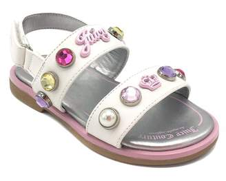 Juicy Couture Melrose Sandal for Girls